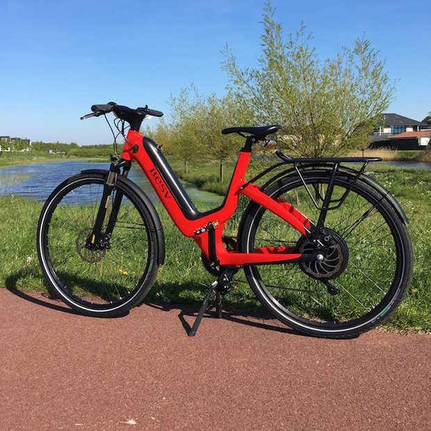 Fietsen in stijl met de BESV JS1 e-bike
