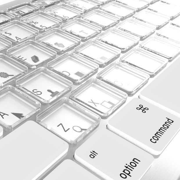 Gerucht: Apple wil e-ink toetsenborden gaan maken