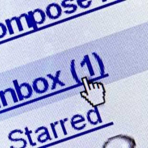 E-mails versturen is zó 2013