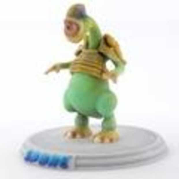 EA+Maxis+Zcorp = Spore Sculptor