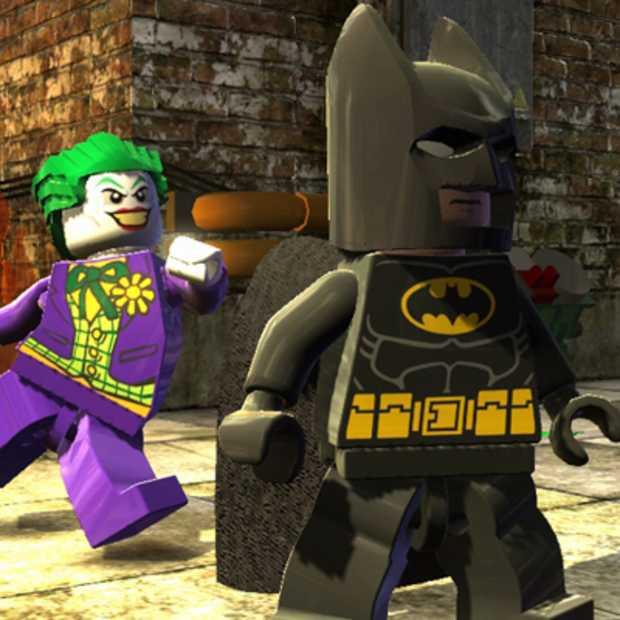 Echte mannen spelen niet met LEGO. Maar met LEGO Batman 2?