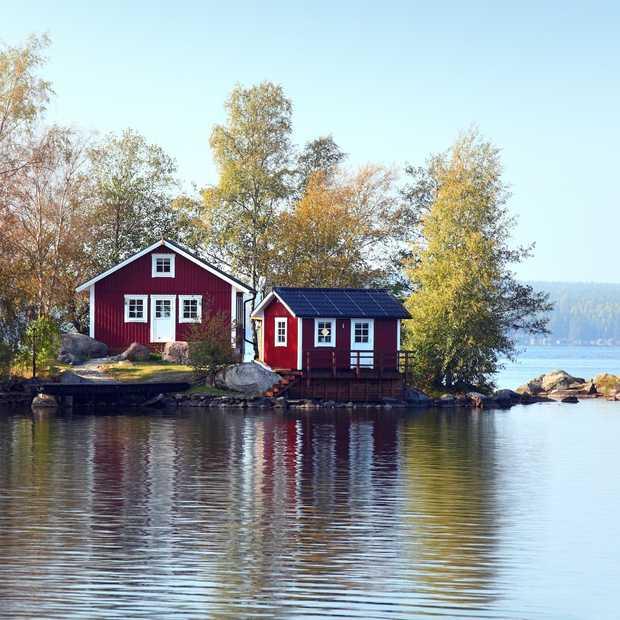 Alternatief voor de Randstad: dit ecodorpje met Zweedse tiny houses