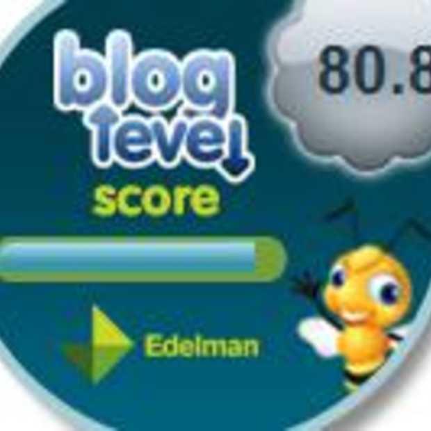 Edelman introduceert BlogLevel en TweetLevel 2.0