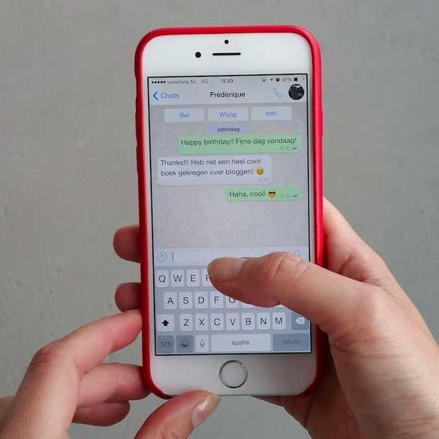 Hoe WhatsAppen 'appen' werd