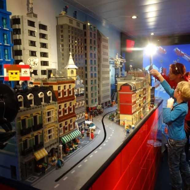"""Een kijkje op de filmset van """"The LEGO Movie"""""""