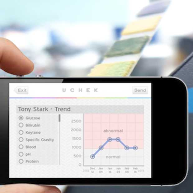 Een medisch laboratorium in je smartphone