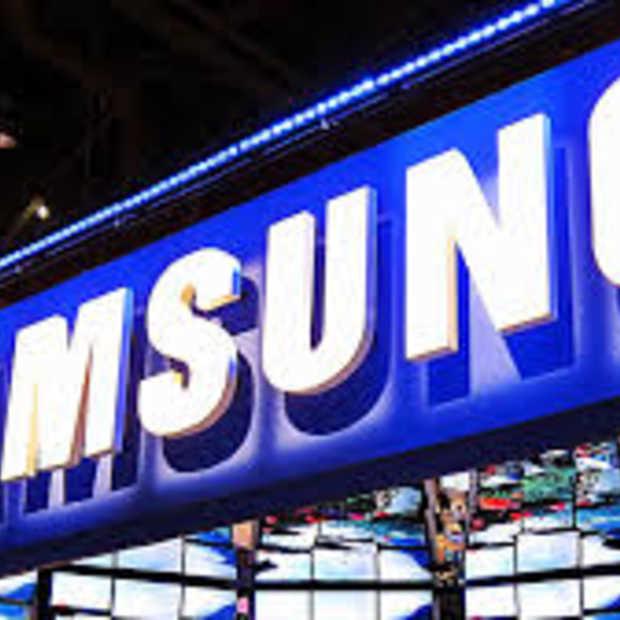 Een Virtual Reality Headset van Samsung