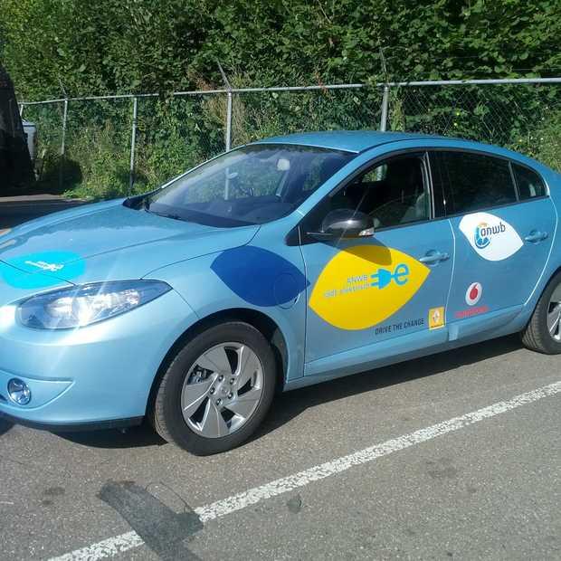 Een weekje elektrisch rijden met de Renault Fluenze Z.E.