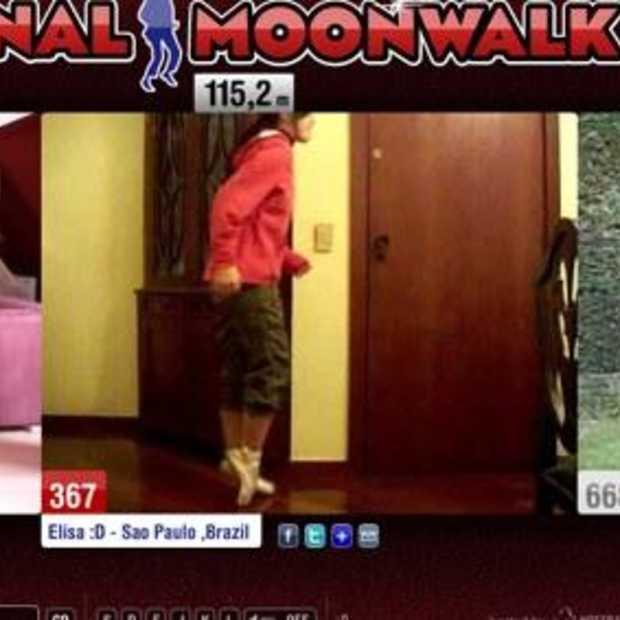 Eerbetoon Michael Jackson: Eternal Moonwalk