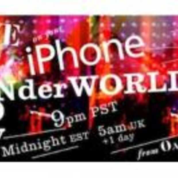 Eerste Concert Live op iPhone