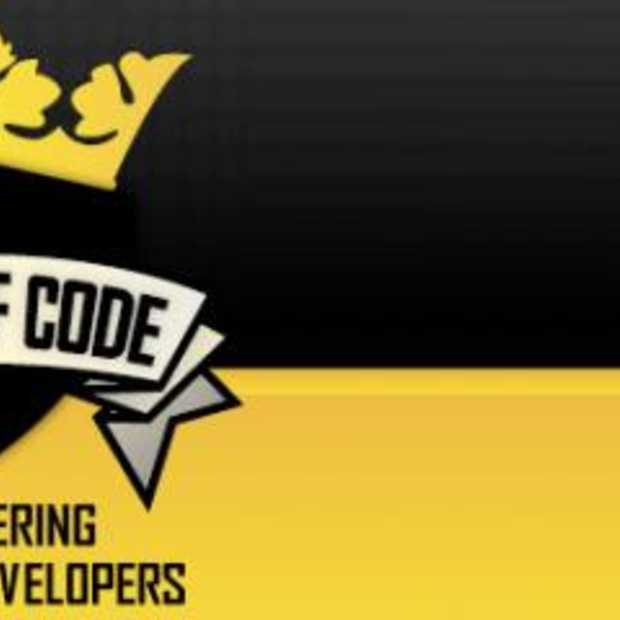 Eerste editie Kings Of Code in volle gang