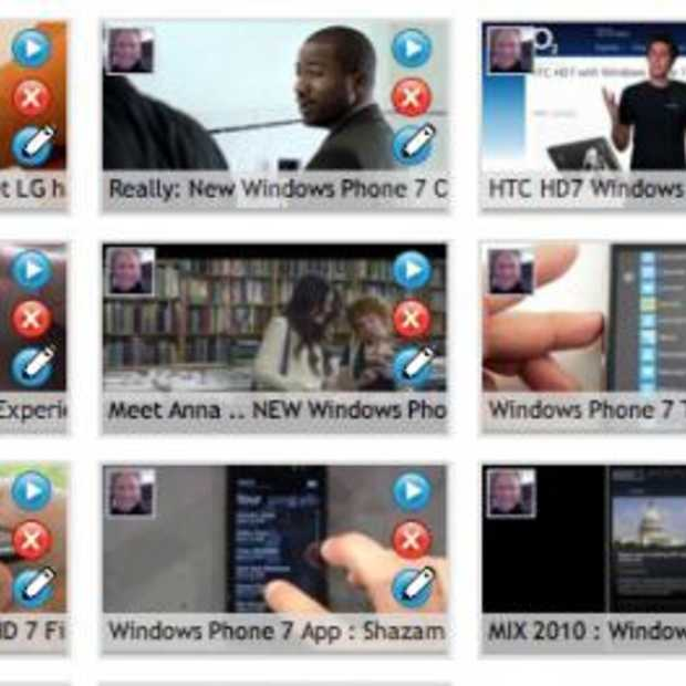 Eerste Windows Phone 7 ervaringen: Pretty good.