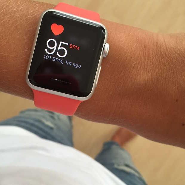 Mijn eerste 24 uur met de Apple Watch