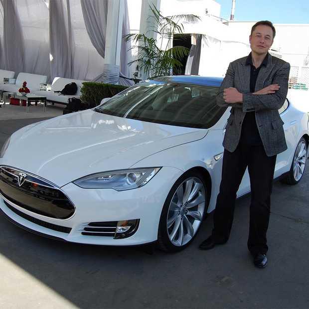 """Elon Musk: """"Mens en machine worden één"""""""