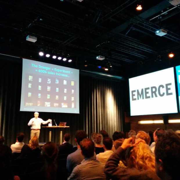 Emerce Etravel congres: Het optimaal bedienen van de reiziger