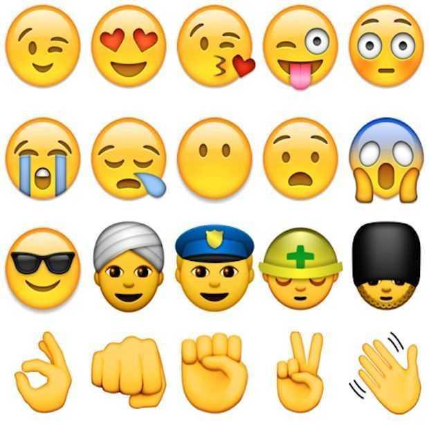 Deze mensen ontwikkelen de nieuwste emoji's!