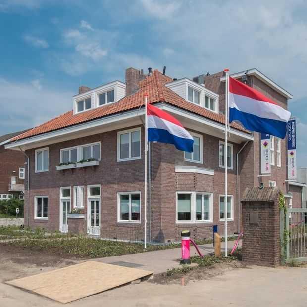 André Kuipers opent Enexis huis Limburg met klimaatwaarschuwing