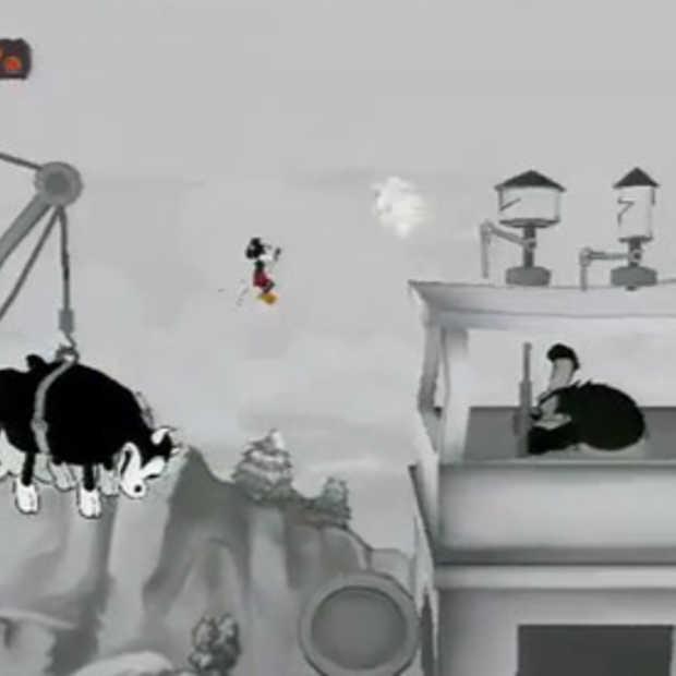 Epic Mickey's titel mist een woord: win