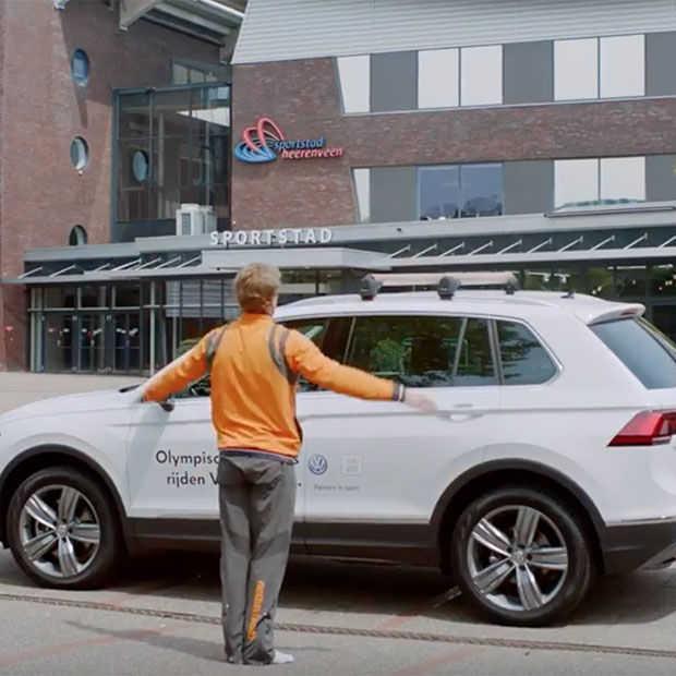 Innovatieve sportmodus voor Volkswagen Tiguan