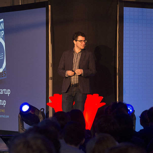 Live on Demand presenteerde Eric Ries