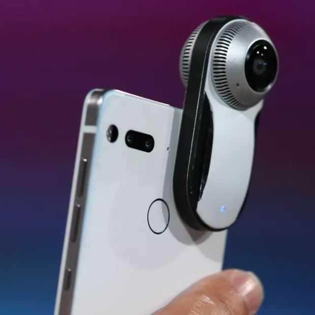 Essential: nieuw bedrijf, nieuwe smartphone, nieuwe insteek
