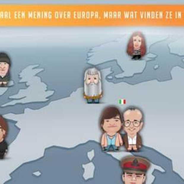 Europa hoort bij Nederland