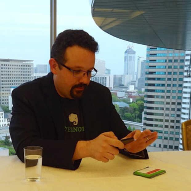 Evernote wil zelf devices gaan ontwikkelen