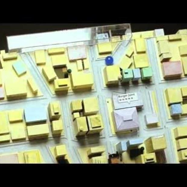 Google Maps - Cube teaser