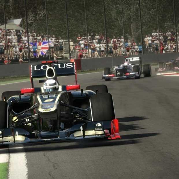 F1 2012: mooi, maar moeilijk