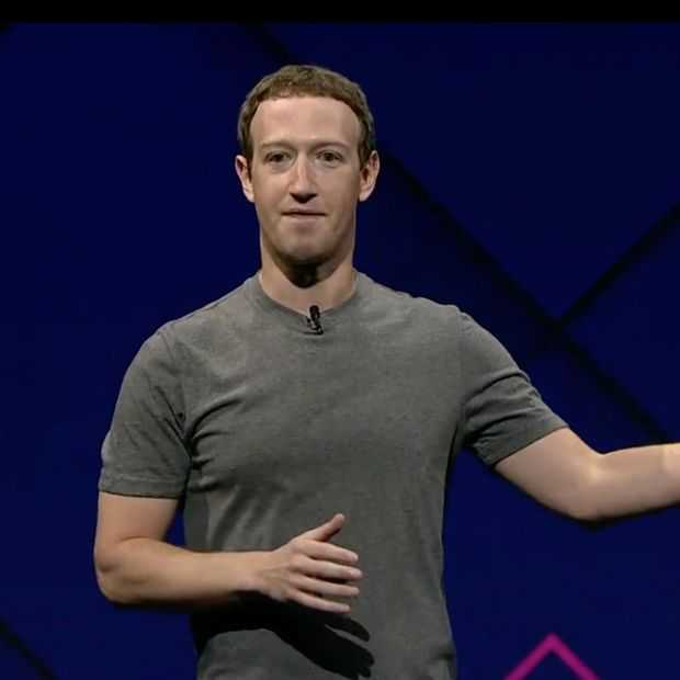 Facebook zet hard in op augmented en virtual reality op F8