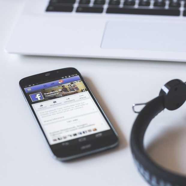 Facebook nu ook 'te zien' voor blinden