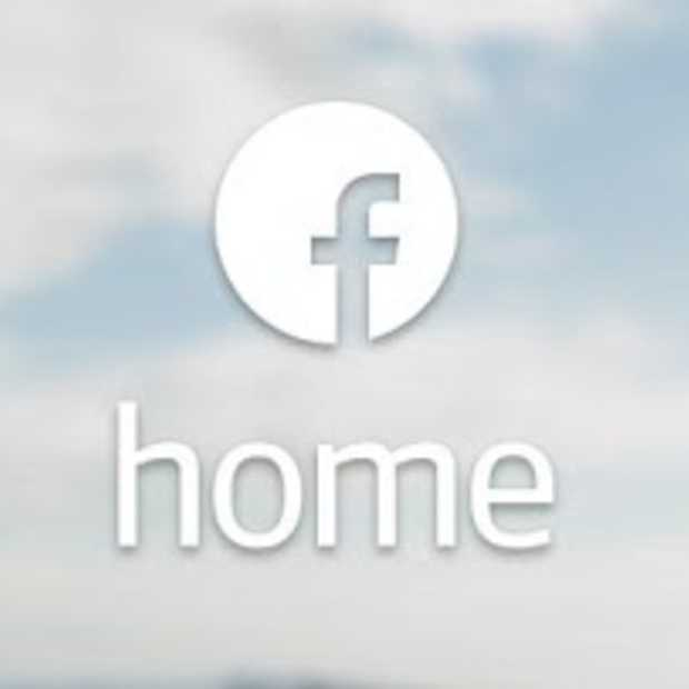 Facebook Home in week tijd half miljoen keer gedownload