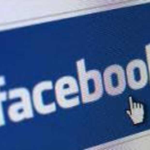 Facebook populair bij marketeers