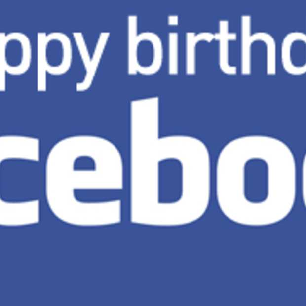 Facebook viert 8e verjaardag