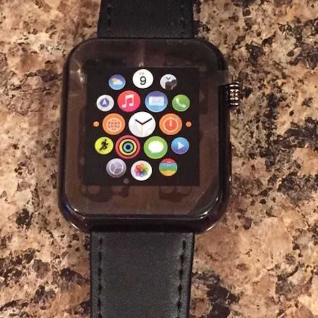 Apple fan koopt 'prototype' Apple Watch op eBay