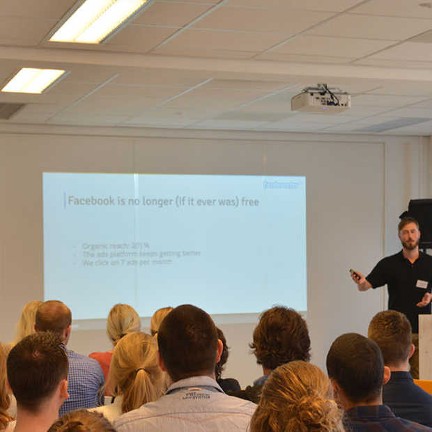 "​Fanbooster: ""Facebook is nu een volwaardig marketingplatform"""