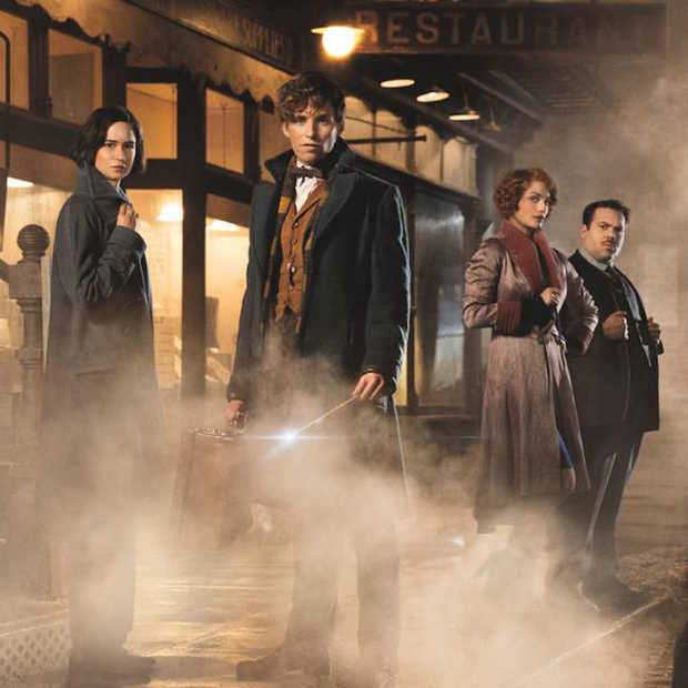 Nieuwe volledige trailer Fantastic Beasts and Where To Find Them