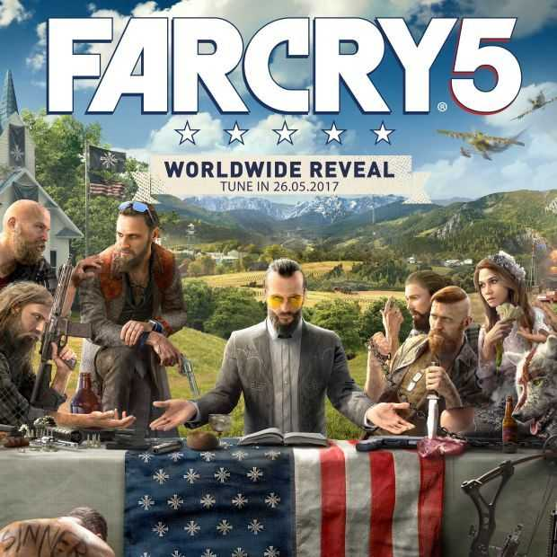 Far Cry 5 is officieel