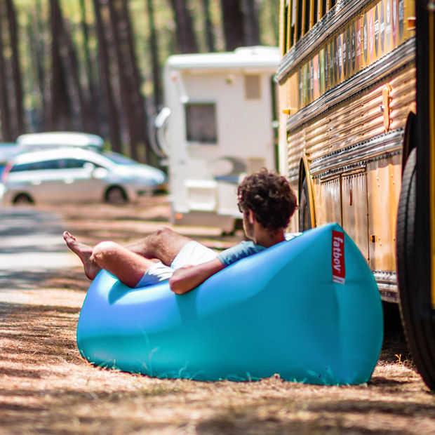 Fatboy heeft 'The World's Laziest Job' voor je deze zomer