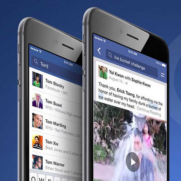 Met Facebook Search eenvoudig oudere posts vinden