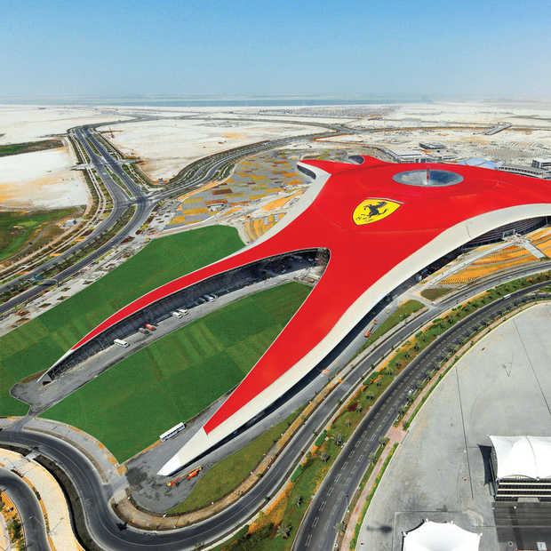 Ferrari heeft plannen voor vierde pretpark in Noord-Amerika