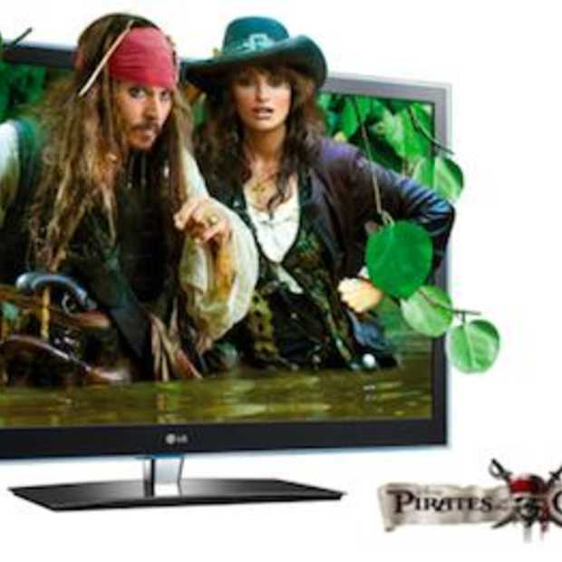 #FFGLBS Maak kans op VIP-Package : Pirates of the Caribbean 4 : Disney Parijs