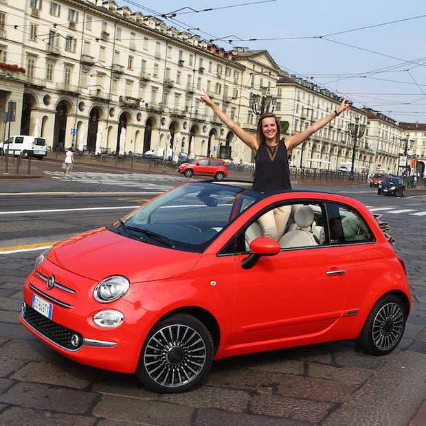 Fiat 500 populairste vrouwenauto