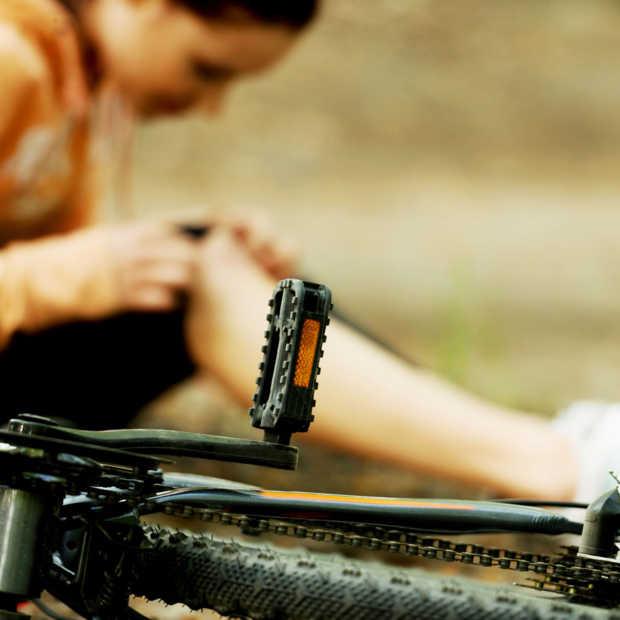 Innovatie van TU Delft moet vallende fietsers rechtop houden