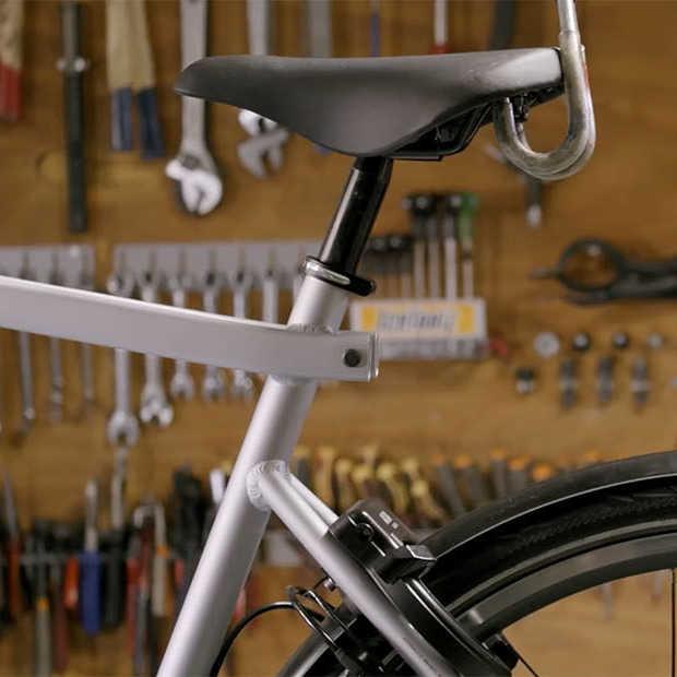 Nieuw: de modulaire fiets