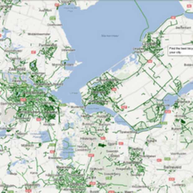 Fiets richtingen in Google Maps beschikbaar in 6 extra Europese landen