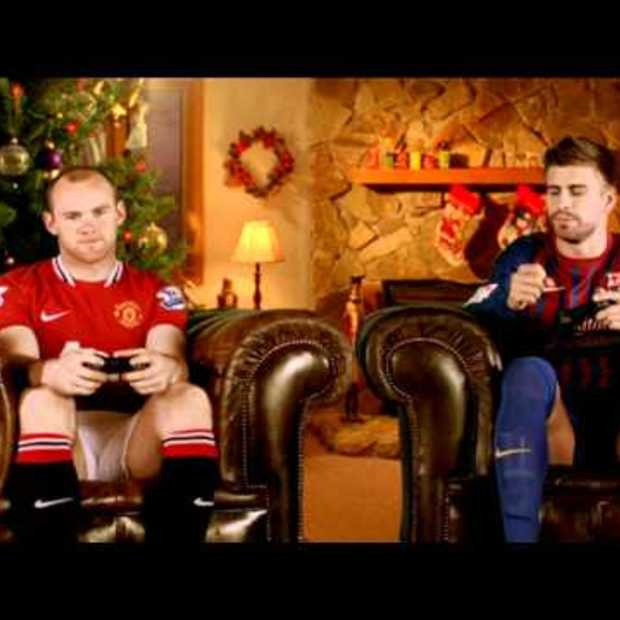 Fifa 12 kerst commercial