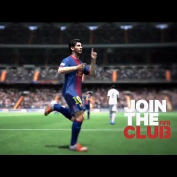 FIFA 13 Gamescom trailer