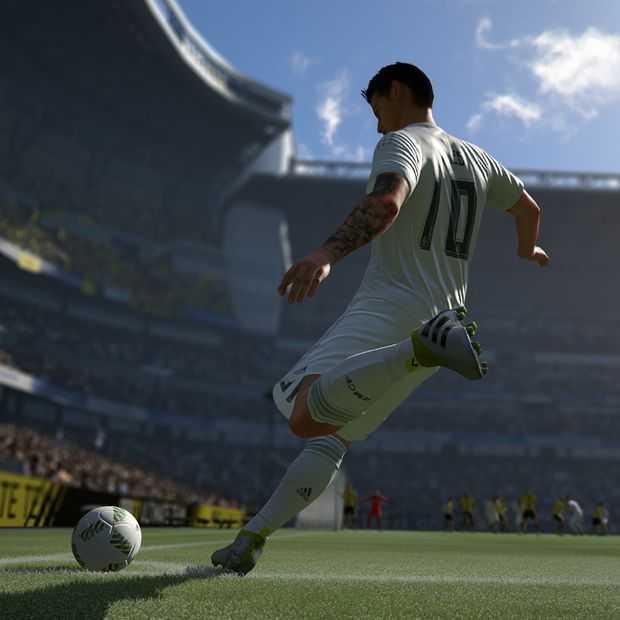 FIFA 17: eindelijk iets nieuws