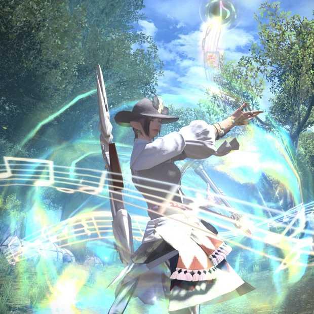 Final Fantasy 14 – en daarmee Square Enix – in de lift